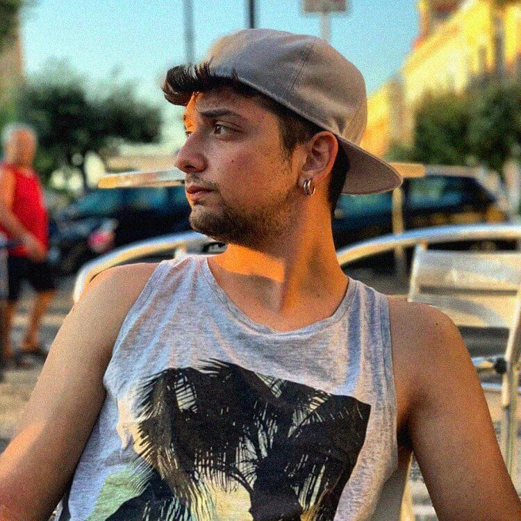 nibbius95 - Influencer TikTok e Instagram. Voice actor, Sketch e POV